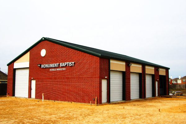 Monument Baptist